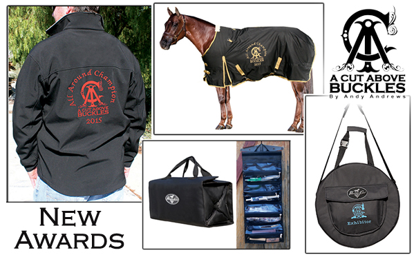 Equestrian Awards by A Cut Above Buckles
