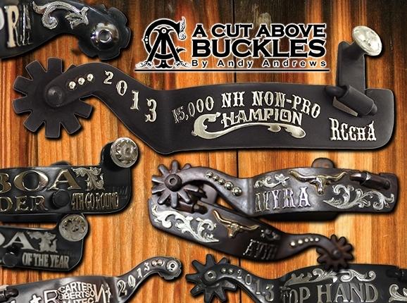 custom trophy buckles