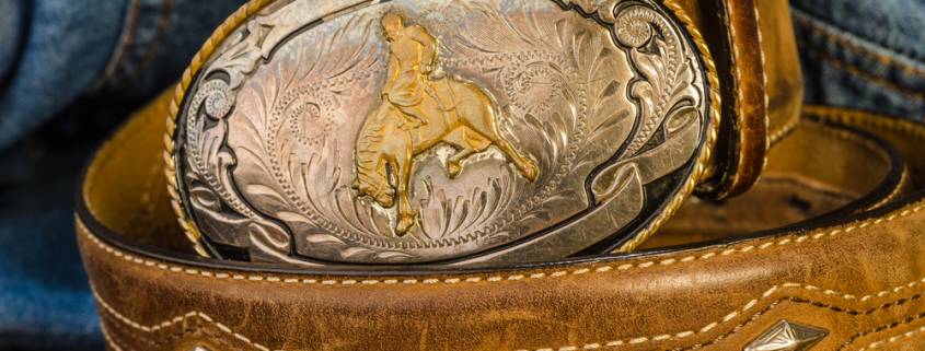 Why Custom Belt Buckles Make Great Gifts and Prizes
