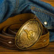 men's belt buckle style templates